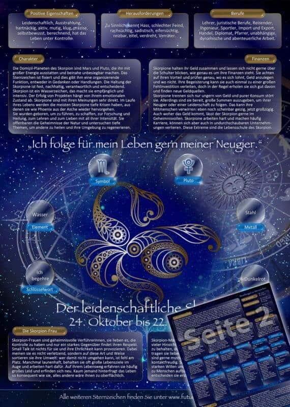 15 oktober sternzeichen